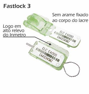 Lacres de sinalização Fatlock 3