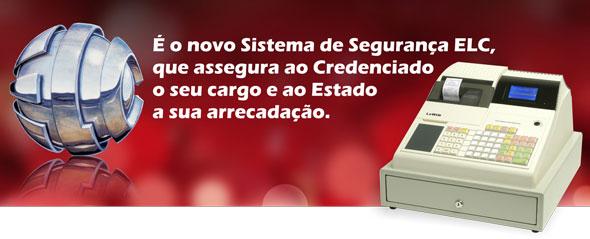Sistema de Segurança ELC