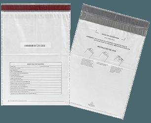 Envelopes de segurança Envelopes Adesivos ANP