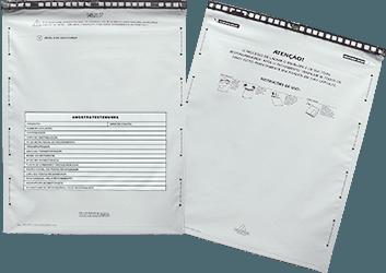 Envelopes de segurança Envelopes Starlock ANP