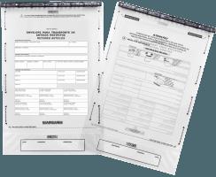 Envelopes Plásticos de Segurança Starlock