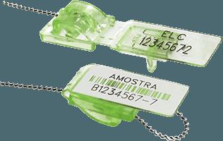 Lacres de Segurança Minifastlock