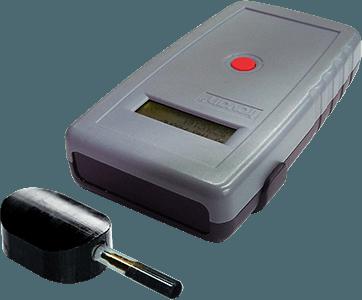 Micro RFID transponder e RFID lettori per bombole di GPL