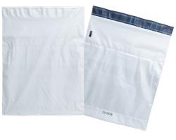 Envelopes plásticos de segurança aba adesivada void violado