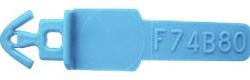 Sistema Lacres plásticos reutilizáveis para malotes Replik