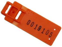 Malotes de segurança reutilizáveis invioláveis Snapseal