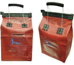 Malotes de Segurança reutilizáveis - Malotes Ballzip