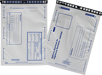 Envelopes de segurança Envelopes Starlock