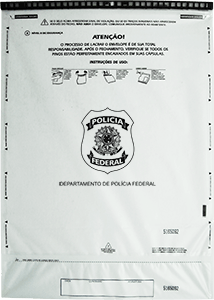 Envelopes de Segurança Starlock SLR Policia