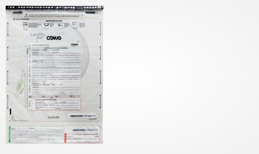 aplicacao-envelopes-de-seguranca-servicos-publicos-medidor-de-agua